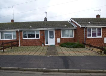 Thumbnail 2 bed bungalow to rent in Smiths Drive, March