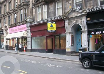 Thumbnail Retail premises to let in Whitehall Street, Dundee