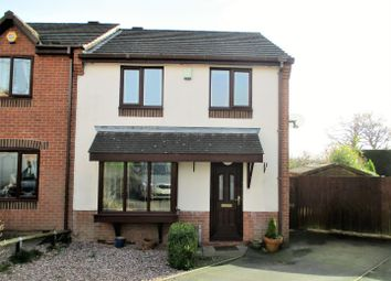 Thumbnail 3 bedroom semi-detached house for sale in Barley Close, Sedgley, Dudley
