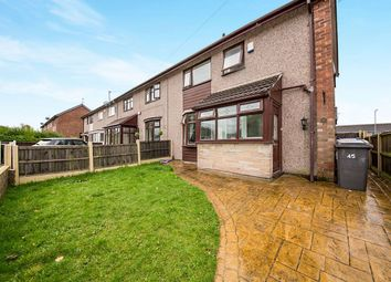 Thumbnail 2 bed terraced house for sale in Trowbridge Road, Denton, Manchester