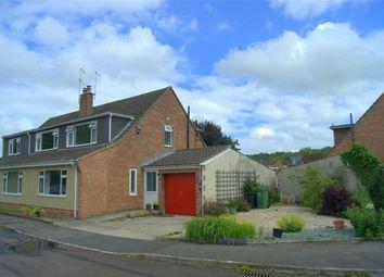 Thumbnail 3 bed semi-detached house for sale in Stonebridge Close, Marlborough, Wiltshire