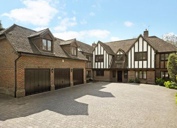 Thumbnail 6 bed detached house for sale in Lady Margaret Road, Sunningdale, Ascot