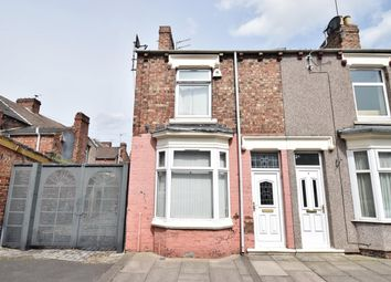 Thumbnail 2 bedroom end terrace house for sale in Tunstall Street, Middlesbrough