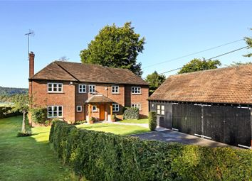 Thumbnail 5 bed detached house for sale in Reading Road, Goring, Reading