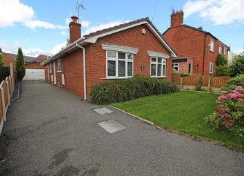 Thumbnail 3 bed detached bungalow for sale in Littler Lane, Winsford