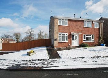 Thumbnail 3 bed property to rent in Burlington Drive, Stafford