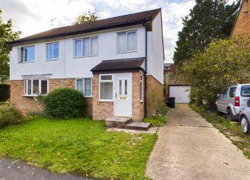 Thumbnail Semi-detached house for sale in Heathfield, Crawley