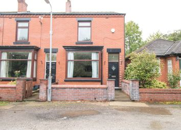 Thumbnail 3 bed terraced house for sale in Church Road, Kearsley, Bolton