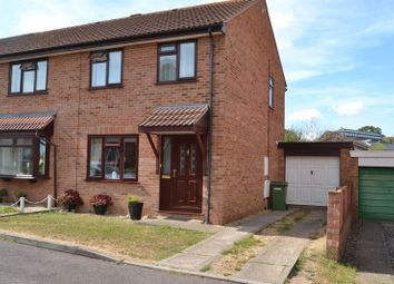 Thumbnail 3 bed semi-detached house to rent in Durston Close, Street