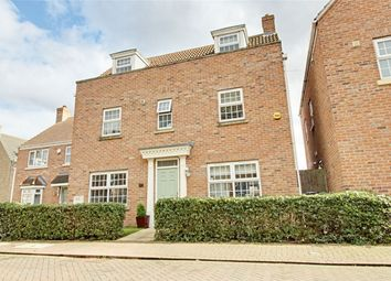 Thumbnail 4 bedroom detached house for sale in Howell Drive, Sapley, Huntingdon
