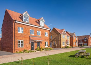 """Thumbnail 3 bed semi-detached house for sale in """"The Chastleton"""" at Deardon Way, Shinfield, Reading"""
