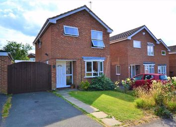 Thumbnail 3 bed detached house for sale in Barkstead Close, Freshbrook, Swindon