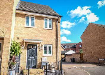 Thumbnail 2 bed end terrace house for sale in Rochester Way, Shortstown, Bedford