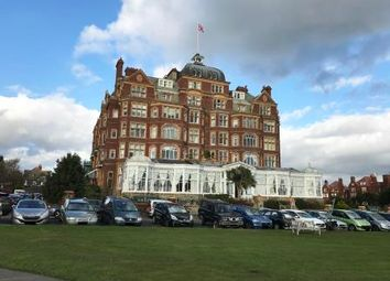 Thumbnail 1 bed flat for sale in The Faversham Suite, The Grand, The Leas, Folkestone, Kent