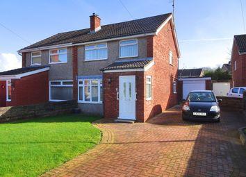 3 bed semi-detached house for sale in Pen Y Ffordd, Broadlands, North Cornelly CF33
