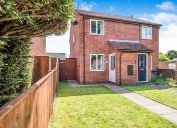 Thumbnail 2 bed semi-detached house for sale in Hastings Way, Sutton, Norwich
