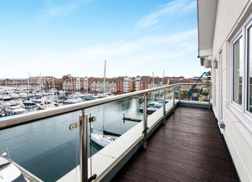 Thumbnail 4 bed penthouse for sale in Hamilton Quay, Eastbourne