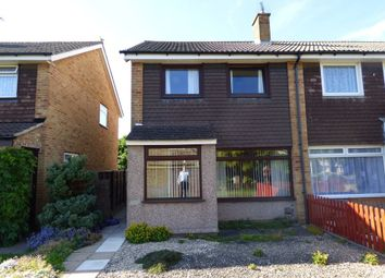 Thumbnail 3 bedroom end terrace house for sale in Brockley Close, Little Stoke, Bristol