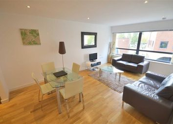Thumbnail 1 bed flat to rent in Millenium Point, Salford Quays, Salford, Manchester