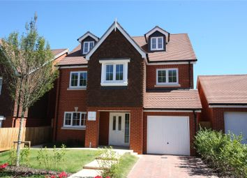 Thumbnail 4 bed detached house for sale in The Croft, Foreman Road, Ash Green, Surrey