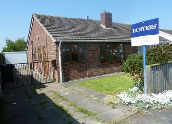 Thumbnail 2 bed semi-detached bungalow for sale in Chalfont Avenue, Mablethorpe