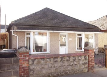 Thumbnail 2 bedroom detached bungalow for sale in Ferndale Road, Swindon
