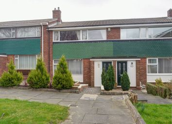 Thumbnail 3 bed terraced house for sale in Hillhead Parkway, Chapel House, Newcastle Upon Tyne