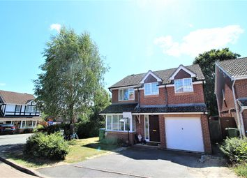 Thumbnail 4 bed detached house to rent in Burmese Close, Whiteley, Fareham, Hampshire