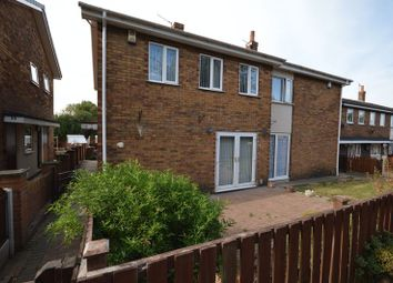 Thumbnail Semi-detached house for sale in Foss Walk, Castleford