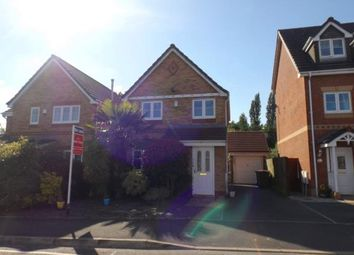 Thumbnail 3 bedroom detached house for sale in Sandywarps, Irlam, Manchester, Greater Manchester