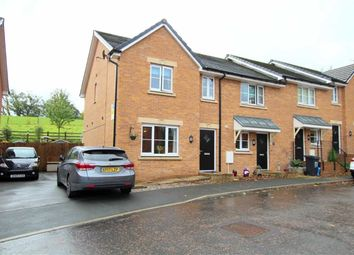 Thumbnail 3 bed end terrace house for sale in Llys Ambrose, Mold, Flintshire