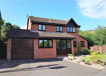 Thumbnail 4 bed detached house for sale in Buckingham Road, Sandiacre
