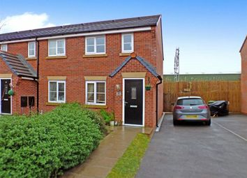 Thumbnail 2 bed semi-detached house for sale in Kingfisher Crescent, Sandbach