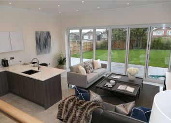 Thumbnail 4 bed detached house for sale in Rhoda Road North, Benfleet, Essex