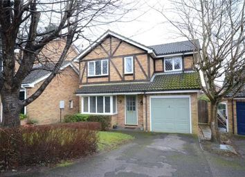 Thumbnail 4 bed detached house for sale in Tippits Mead, Bracknell, Berkshire