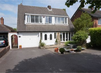 Thumbnail 4 bedroom detached house for sale in Sandyfields Road, Dudley