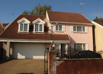 Thumbnail 4 bed detached house to rent in Vivian Road, Sketty, Swansea