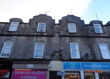 Thumbnail 3 bed flat to rent in High Street, Alloa
