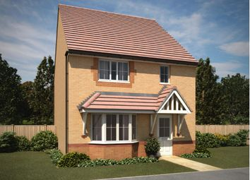 "Thumbnail 4 bed detached house for sale in ""Chesham"" at Birmingham Road, Bromsgrove"