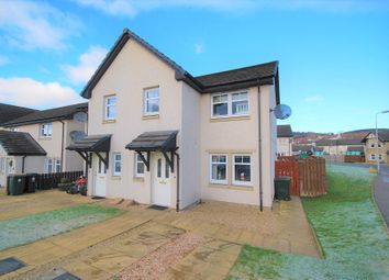Thumbnail 3 bedroom semi-detached house for sale in Tiree Place, Crieff