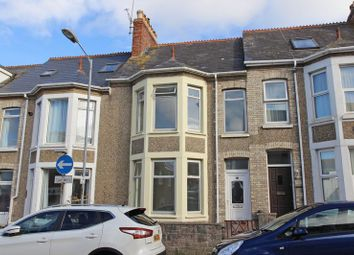 Thumbnail 4 bed terraced house for sale in Grosvenor Avenue, Newquay