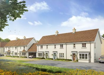 Thumbnail 3 bedroom terraced house for sale in Long Melford, Sudbury, Suffolk