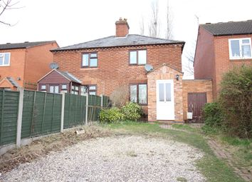 Thumbnail 3 bed semi-detached house for sale in Gregorys Mill Street, Barbourne, Worcester