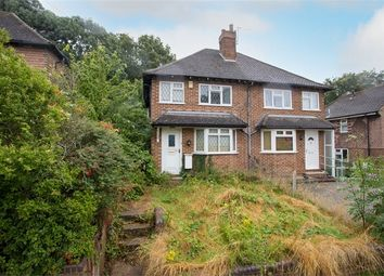 Thumbnail 2 bed semi-detached house for sale in Foxburrows Avenue, Guildford, Surrey