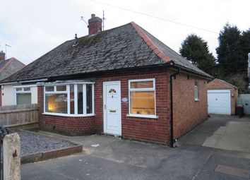 Thumbnail 1 bed semi-detached house for sale in Rockwood Crescent, Hucknall, Nottingham