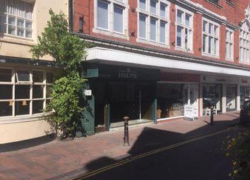 Thumbnail Retail premises to let in Shop 1, 9-10, Salter Street