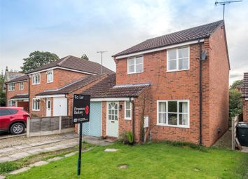 Thumbnail 3 bed detached house to rent in Crambeck Village, Welburn, York