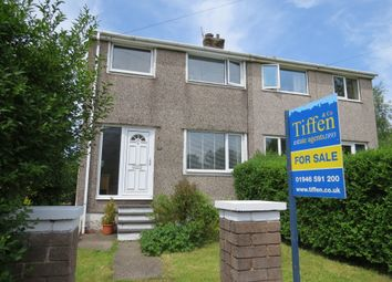 3 bed semi-detached house for sale in Oakfield Court, Whitehaven, Cumbria CA28