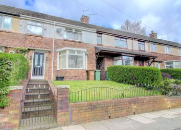 Thumbnail 3 bed terraced house for sale in Dunmail Avenue, St. Helens