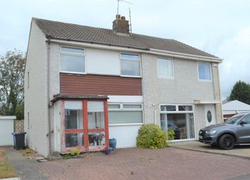 Thumbnail 2 bed semi-detached house for sale in 20 Barony Court, Ardrossan
